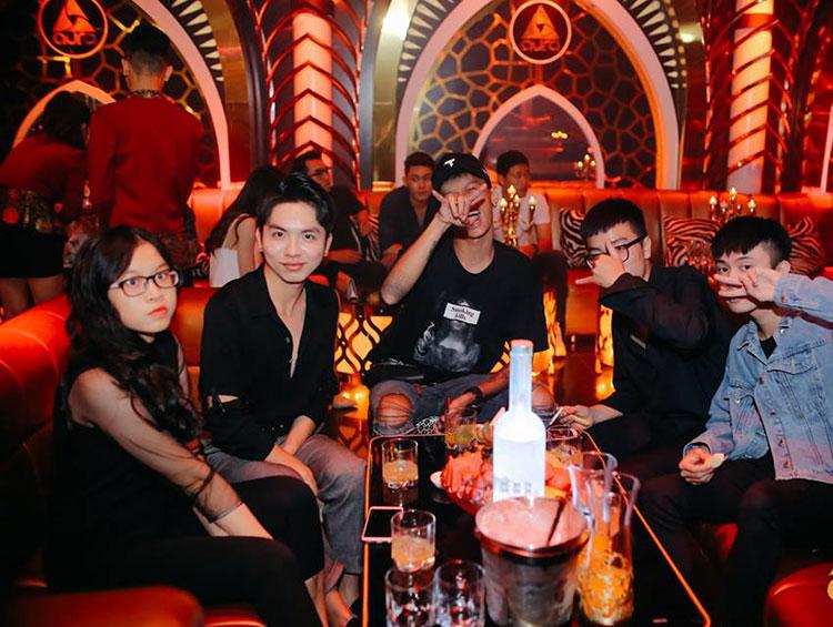 Thiết kế Lounge , Pub 7