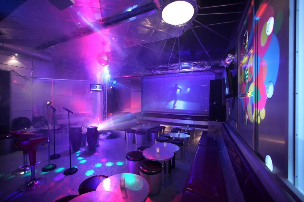Thiết kế karaoke mini bar, thi công karaoke mini bar