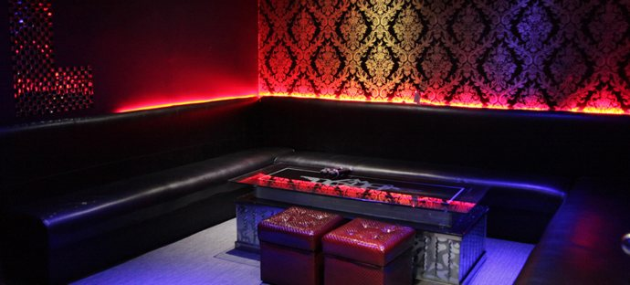 thi công nội thất karaoke,phòng karaoke phong cách hiện đại