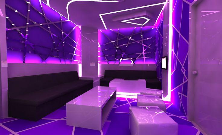 Thiết kế thi công karaoke hiện đại đơn giản 3