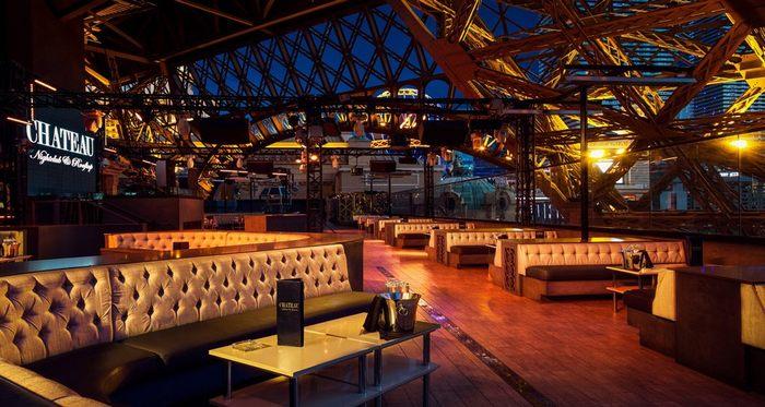 Chateau Night Club , Las Vegas / USA Bar club nối tiếng hàng đầu thế giới 2