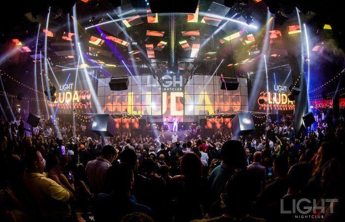 Light Nightclub Club nổi tiếng