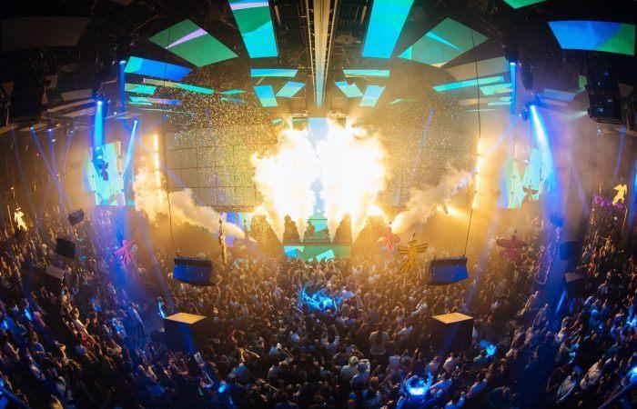 Light Nightclub Club nổi tiếng 1