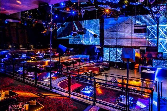Light Nightclub Club nổi tiếng 2