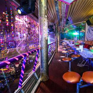 Kiến trúc nổi bậc ấn tượng Taboo Lounge and Bar