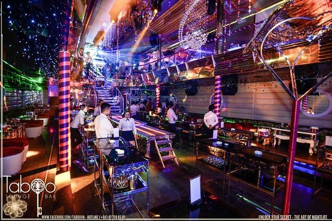 Thiet ke Lounge Bar 2