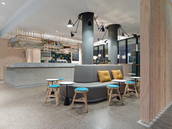 thiết kế quán cafe chuyên nghiệp tại tp.hcm 2