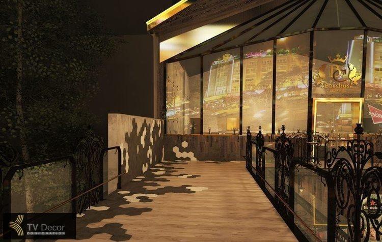 Dự án thiết kế thi công Beer Club tại Đà Lạt , thiết kế bar đà lạt 4