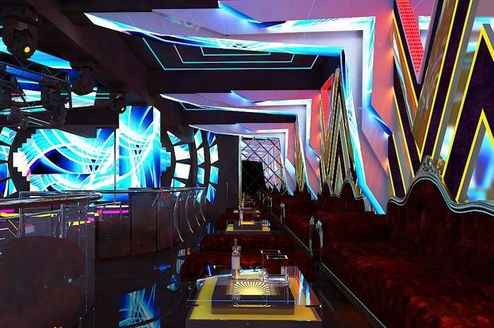 Thiết kế thi công bar club vũ trường tại hà nội 1