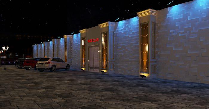 Thiết kế thi công bar club vũ trường tại hà nội