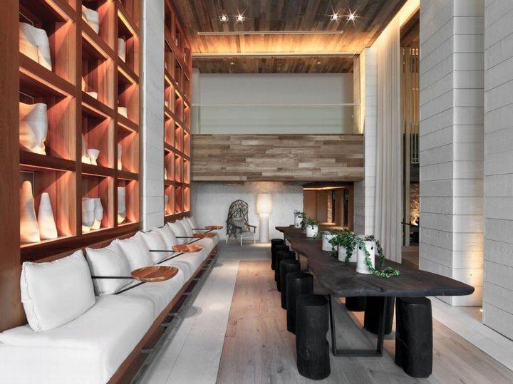 Dịch vụ thiết kế thi công nội ngoại thất khách sạn resort 7
