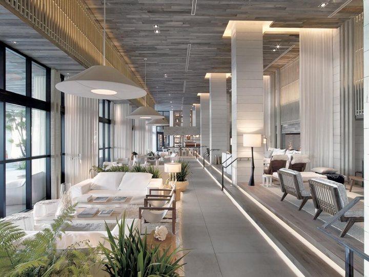 Dịch vụ thiết kế thi công nội ngoại thất khách sạn resort 4