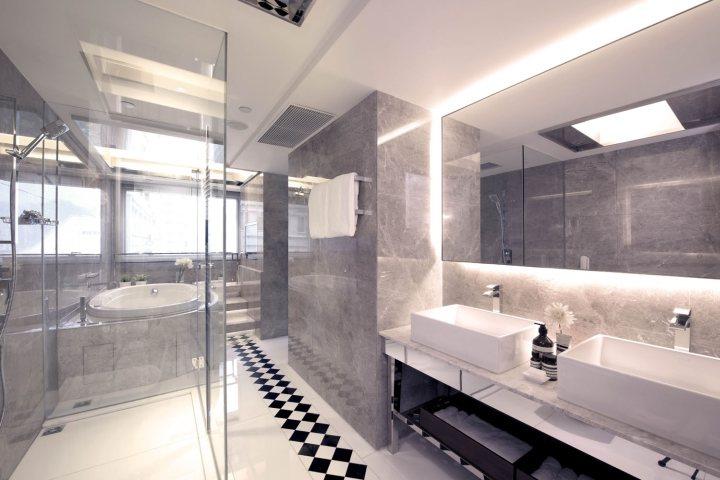 thiết kế nhà tắm độc đáo ấn tượng