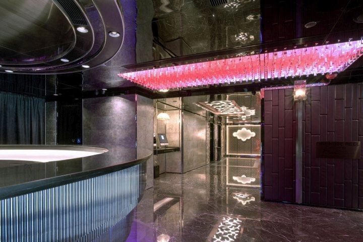 thiết kế thi công nội thất khách sạn hotel 1