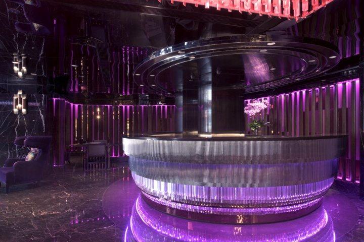 thiết kế màu sắc khách sạn đẹp 3