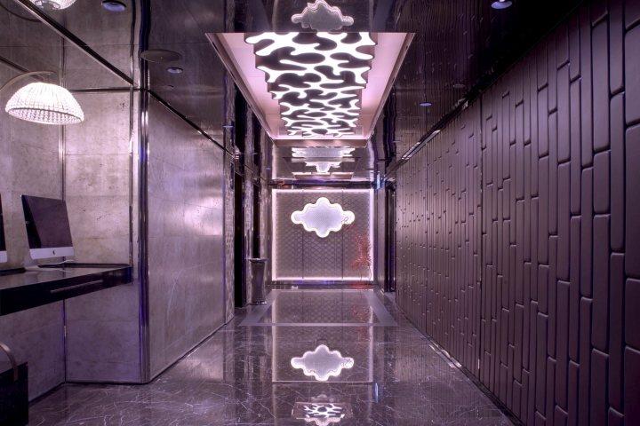 thiết kế đèn ánh sáng khách sạn ấn tượng 4