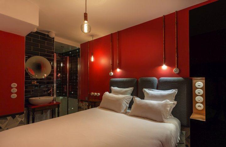thiết kế nội thất khách sạn hotel độc đáo