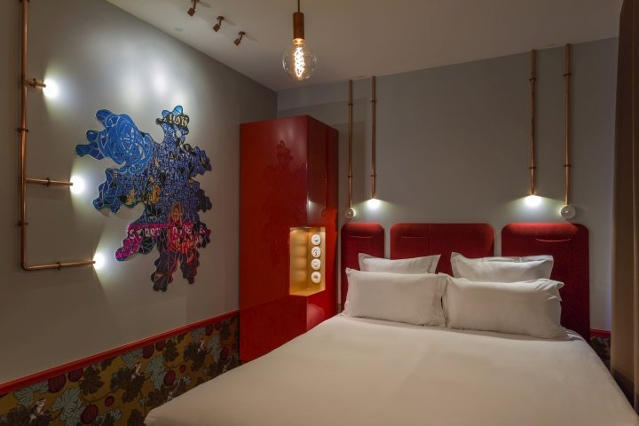 xây dựng nội thất khách sạn