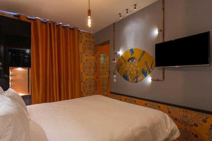 nội thất khách sạn hotel độc đáo