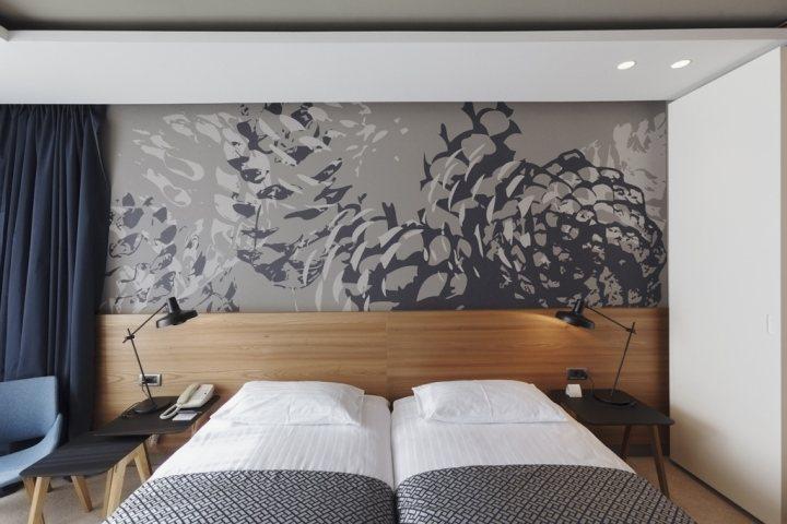 thiết kế nội thất khách sạn hotel độc đáo ấn tượng