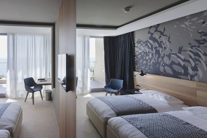 thiết kế nội thất khách sạn hotel độc đáo ấn tượng 4