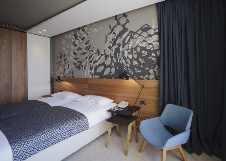 thiết kế nội thất khách sạn hotel độc đáo ấn tượng 2