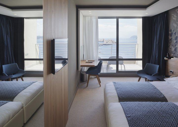 thiết kế nội thất khách sạn hotel độc đáo ấn tượng 3