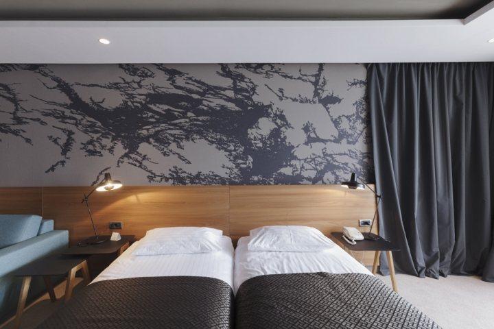 thiết kế nội thất khách sạn hotel độc đáo ấn tượng 6
