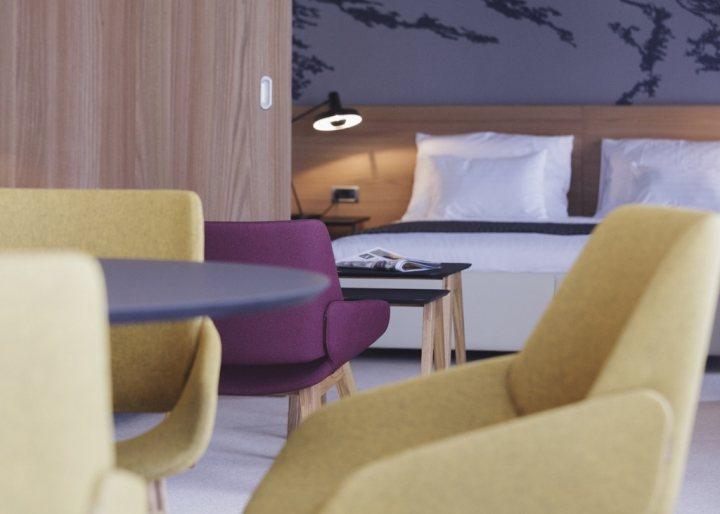 thiết kế nội thất khách sạn hotel độc đáo ấn tượng 9