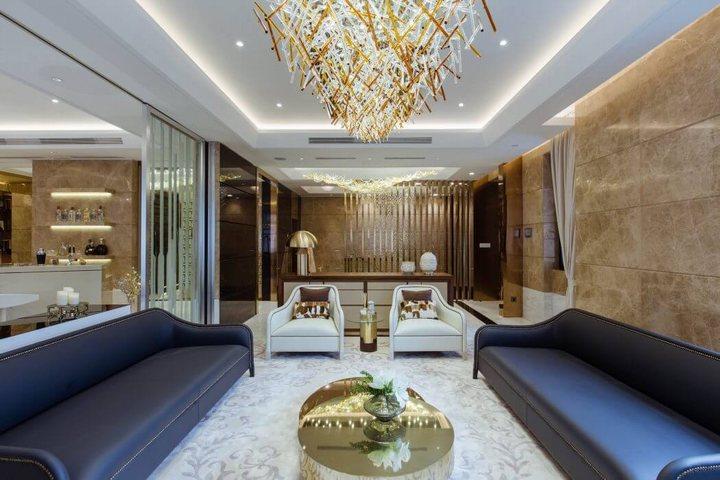 thiết kế khách sạn chuẩn sao cao cấp giá  rẻ 3