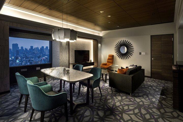 thiết kế nền nhà khách sạn đẹp