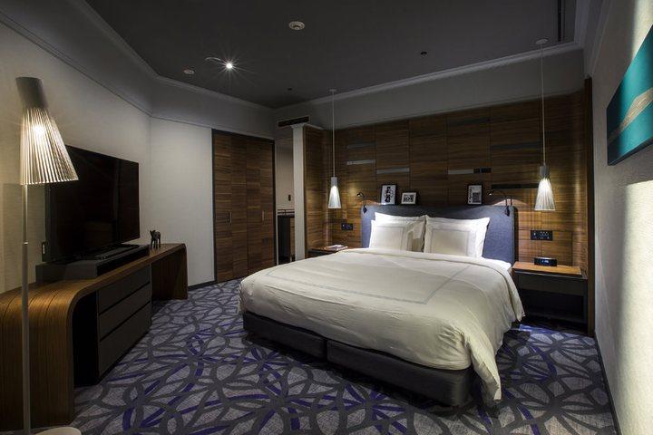 thi công nội thất khách sạn hiện đại