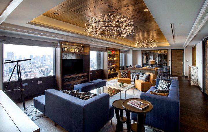thiết kế bộ sofa hiện đại sang trọng