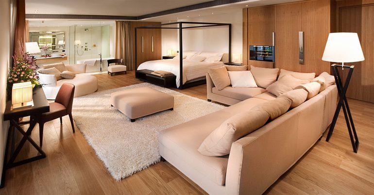 thiết kế nội thất phòng lãng mạng