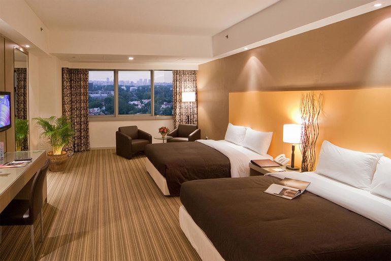 thiết kế xây dựng nội thất khách sạn đẹp