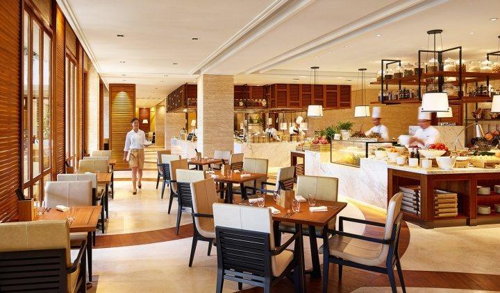 thiết kế nhà hàng khách sạn