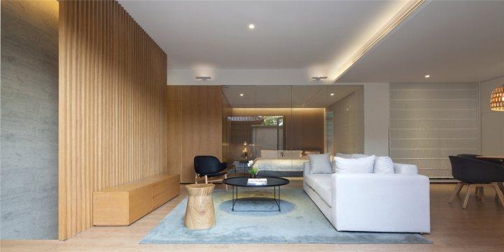 thiết kế nội thất khách sạn hotel hiện đại