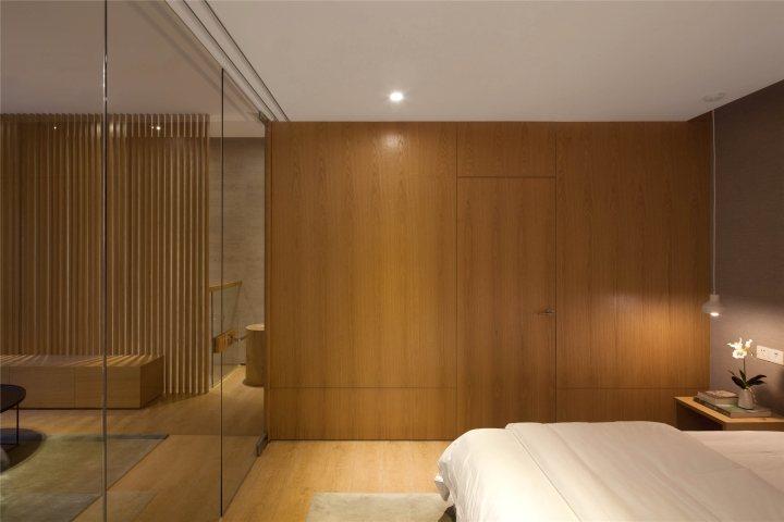 thiết kế phòng ngủ lãng mạn độc đáo