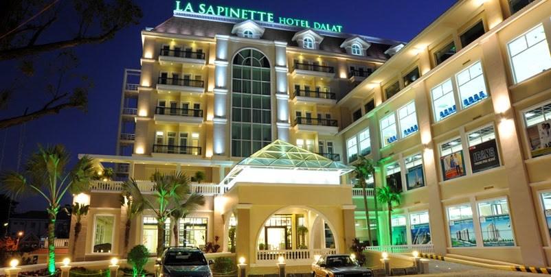 Khách sạn La Sapinette ĐàLạt