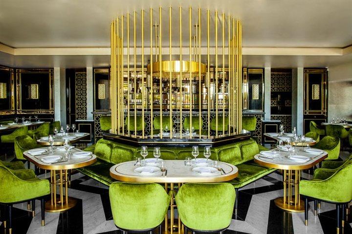 thiết kế thi công nội thất nhà hàng chuyên nghiệp