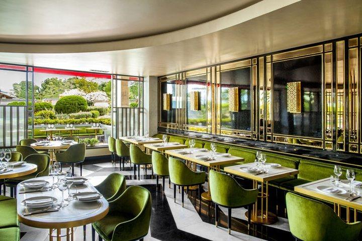 thiết kế thi công nội thất nhà hàng chuyên nghiệp 2