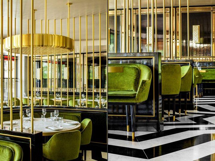 thiết kế thi công nội thất nhà hàng chuyên nghiệp 3
