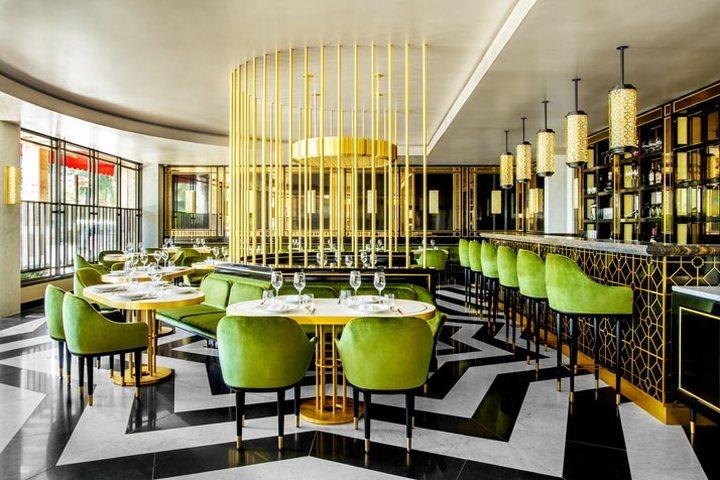 thiết kế thi công nội thất nhà hàng chuyên nghiệp 4