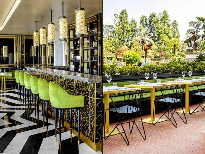 thiết kế thi công nội thất nhà hàng chuyên nghiệp 5
