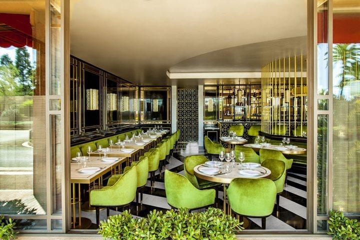 thiết kế thi công nội thất nhà hàng chuyên nghiệp 6