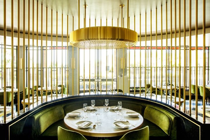 thiết kế thi công nội thất nhà hàng chuyên nghiệp 7