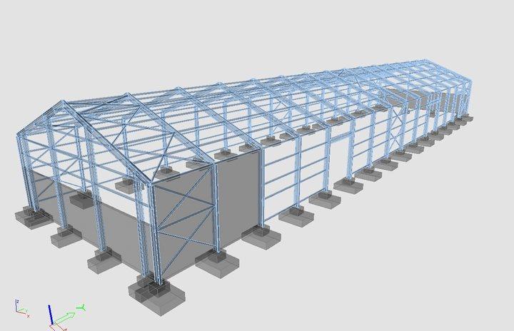 xây dựng nội thất nhà xưởng độc đáo 4
