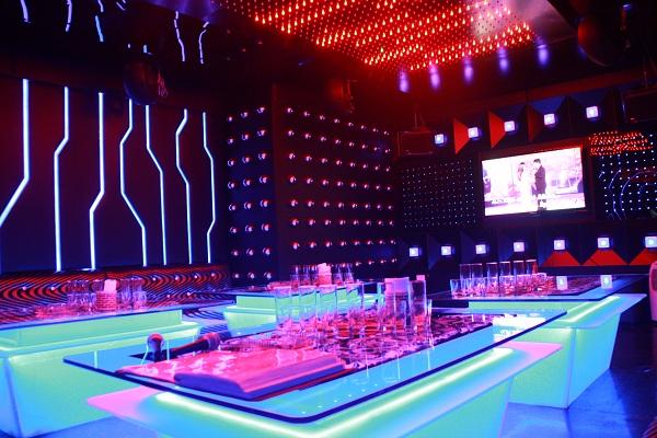 thiết kế phòng karaoke ấn tượng 1