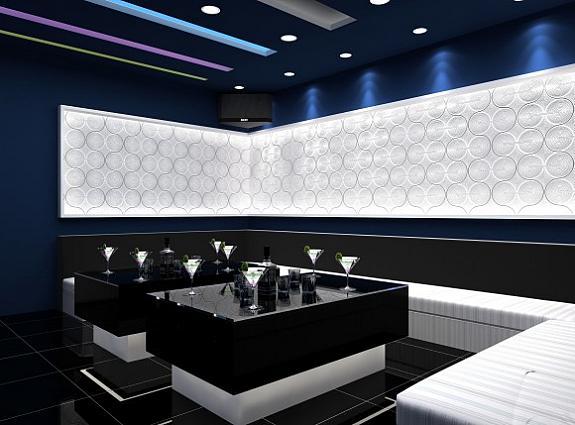 thiết kế phòng karaoke ấn tượng 2
