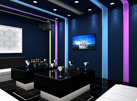 thiết kế phòng karaoke ấn tượng 3